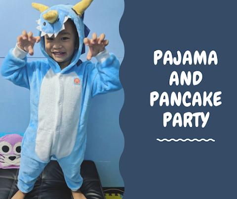 #PrinceDiaries : Pajama and Pancake Party