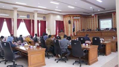 DPRD Kota Payakumbuh Setujui 3 Ranperda Inisiatif Disahkan Jadi Perda