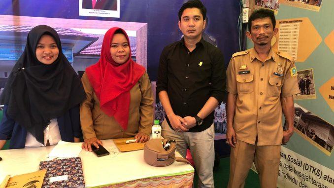 Kunjungi Stand di Sinjai Fest & Expo, Begini Kata Legislator Golkar Ini