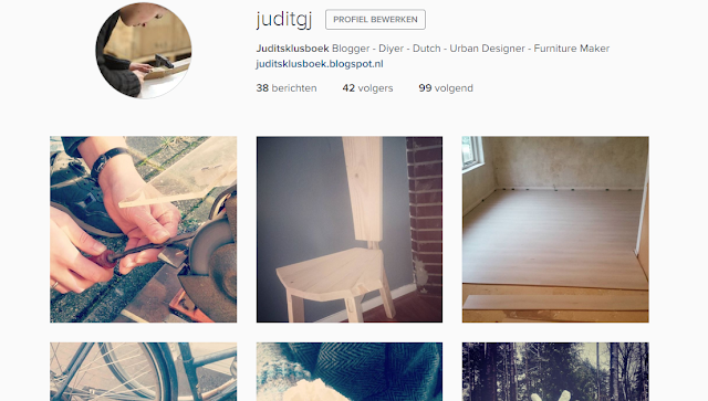 instagram judits klusboek screenshot
