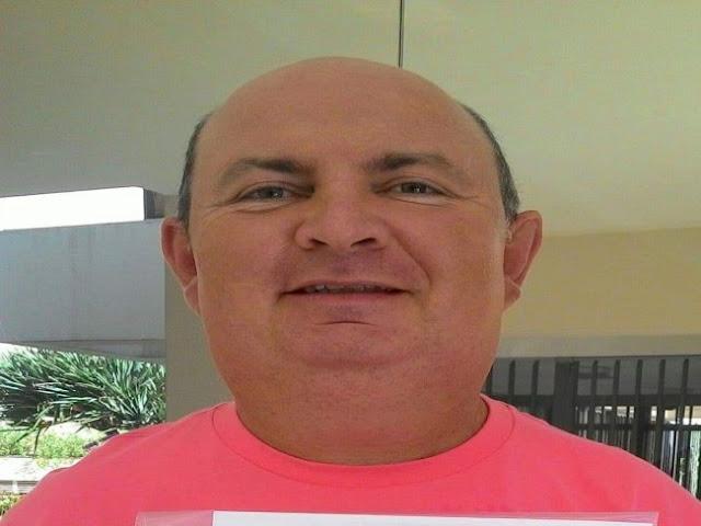 Riachoense, que mora em Salesópolis, São Paulo está desaparecido desde do dia 18 de Abril