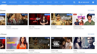 watch all indian tv channels online for free