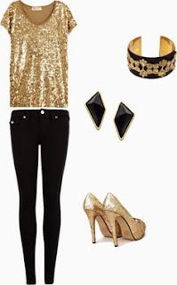 Los mejores outfits para Año Nuevo