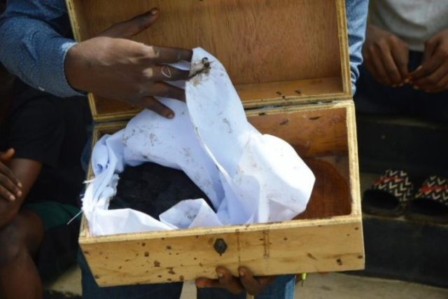 EFCC smokes out 32 suspected Yahoo Boys hiding inside chairs in Ogun