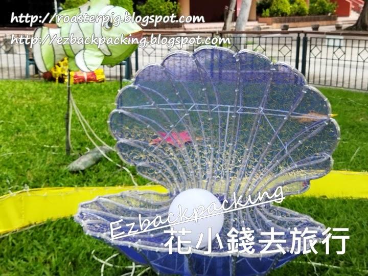沙田公園中秋燈飾2021
