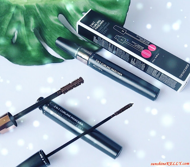 THE FACE SHOP 2-in-1 Curling Mascara Video Tutorial for Short & Stubby Eyelashes