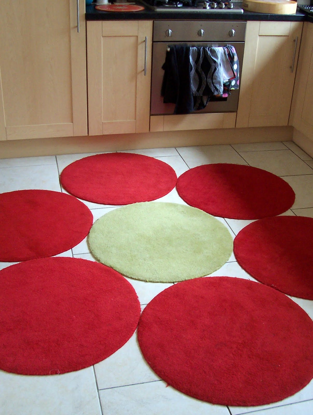 House Of Spoon Carpet Flowers