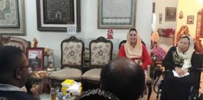 Putri GusDur Kompak Menyayangkan SIkap Jokowi Soal KPK