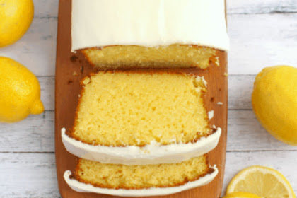 STARBUCKS LEMON LOAF RECIPES