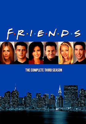 Friends (TV Series) S03 DVDHD DUAL LATINO + SUB 3xDVD9