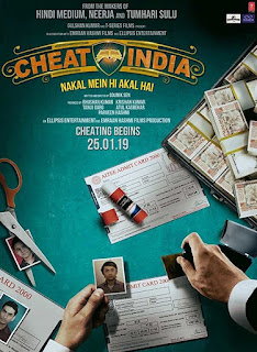 Cheat India (2019) Official Poster