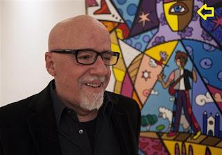 La hipocresía #hippie del multimillonario católico ocultista luciferino MK ultra Paulo Coelho  #Katecon2006