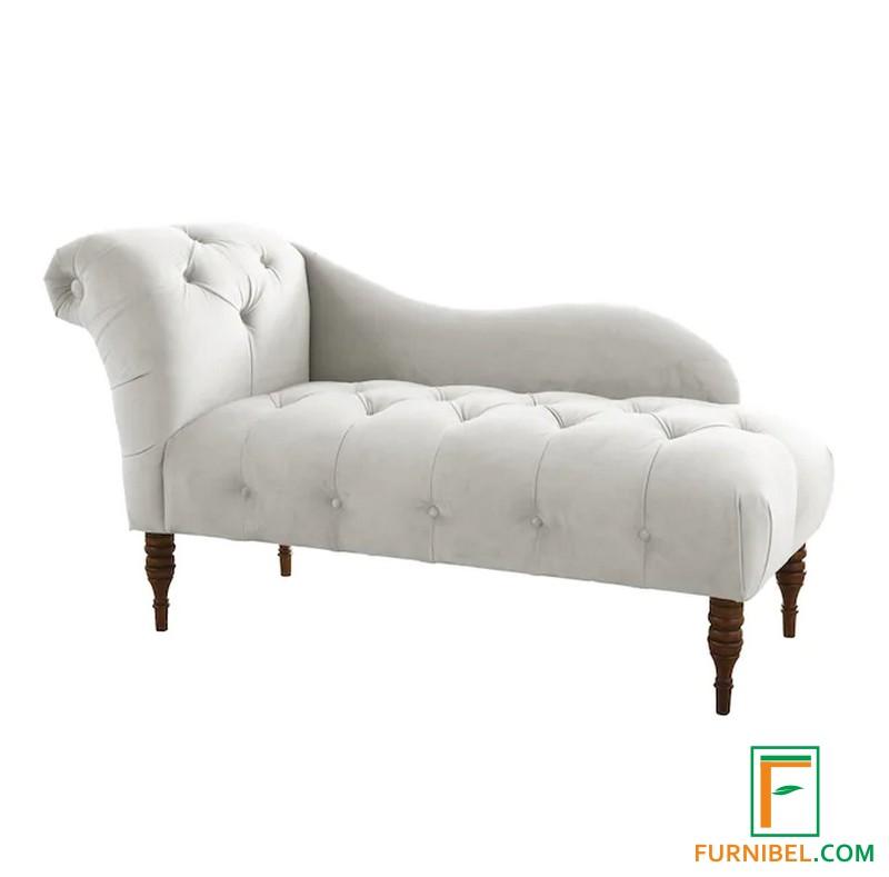 Desain Kursi Sofa Santai Minimalis Idul Fitri 2021 Kayu Solid