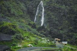 Wisata Curug Sikarim Wonosobo, Air Terjun di Desa Tertinggi Pulau Jawa