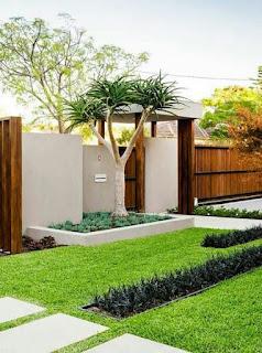Taman modern