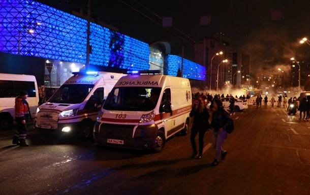 Прорив труби в Києві: є постраждалі