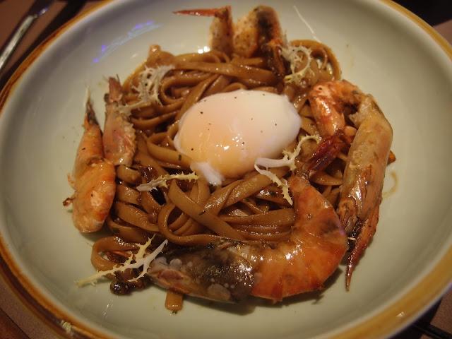 COO's Prawn Noodles