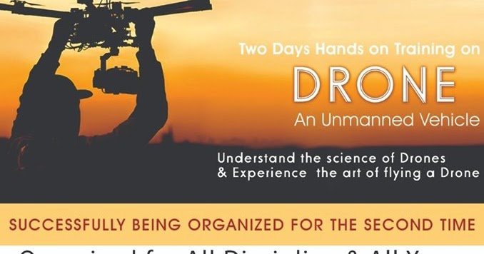 Two Day Hands on Training on Drone