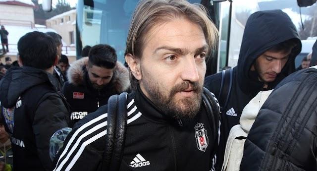 Caner Erkin Galatasaray yolunda