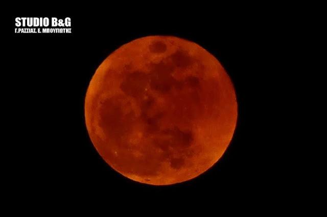 Ο Ιούλιος φέρνει το «ματωμένο φεγγάρι» και τη μεγαλύτερη σεληνιακή έκλειψη του αιώνα (βίντεο)