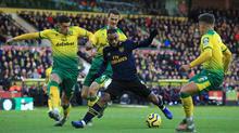 Norwich City 2-2 Arsenal premier league highlight