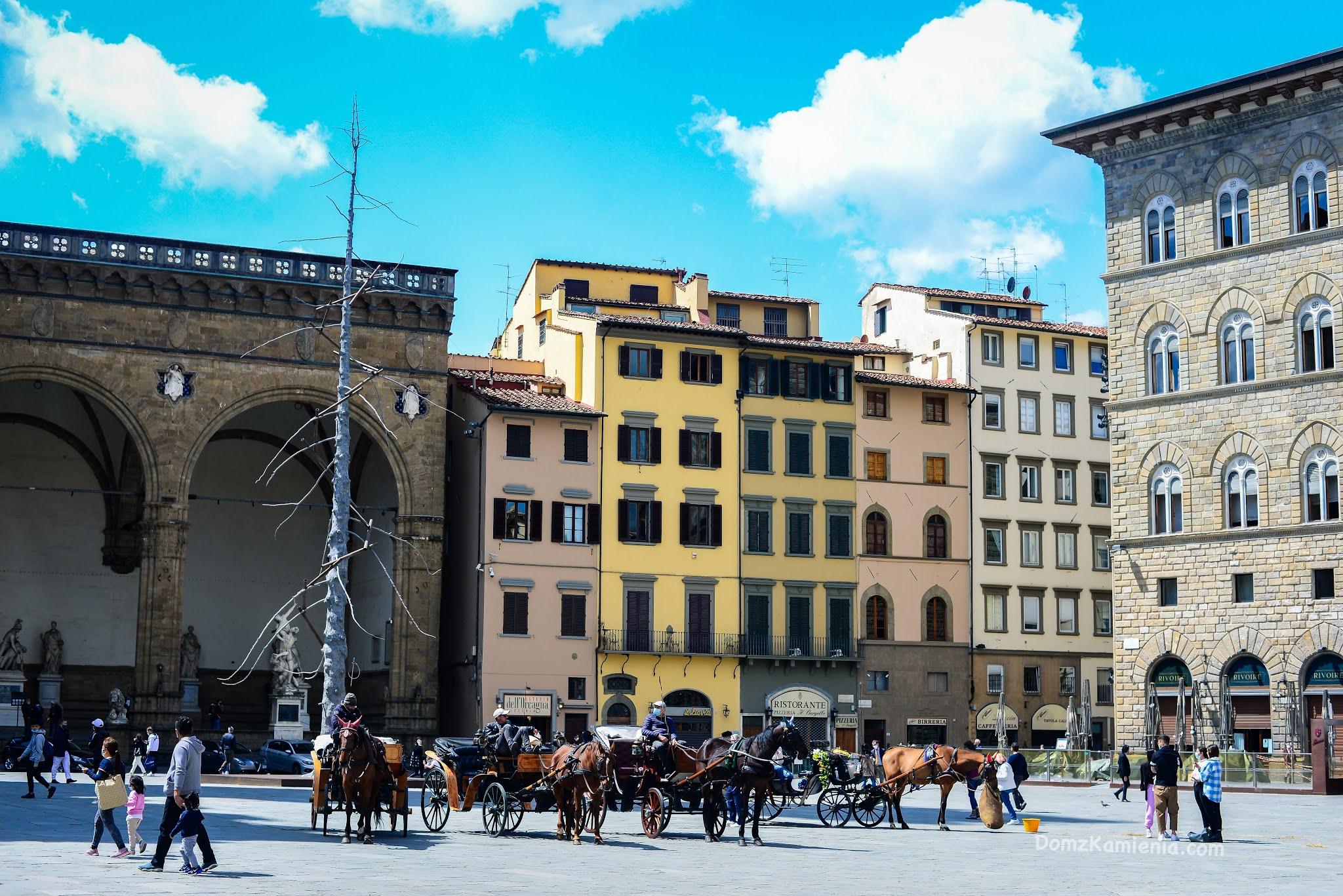 Dom z Kamienia, Florencja blog o życiu w Toskanii