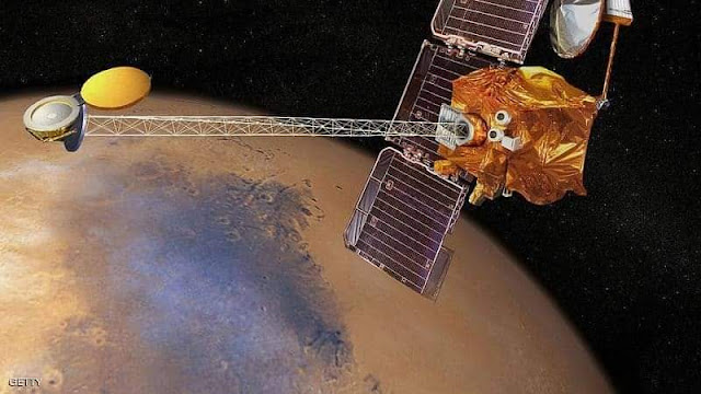 علماء يواصلون فك ألغاز كوكب المريخ