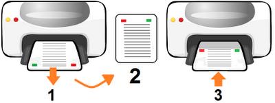 Imprimir frente e verso