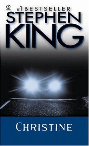 christine stephen king book - photo #16