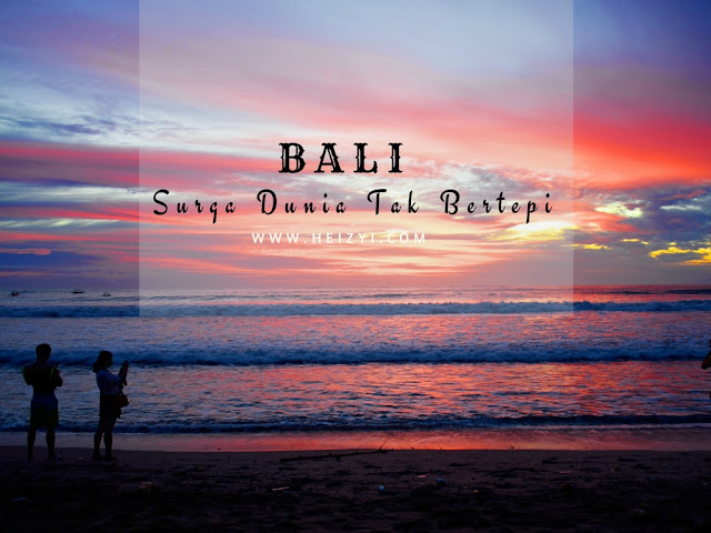 Destinasi Wisata Hits Bali 2018