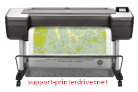 HP DesignJet T1700 Printer Driver Download