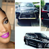 Tonto Dikeh Gets A ''LEXUS LX 570 2017'' From Husband (PHOTOS)