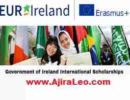 Ireland Government Opened for the Government Of Ireland International Scholarships 2021/2022
