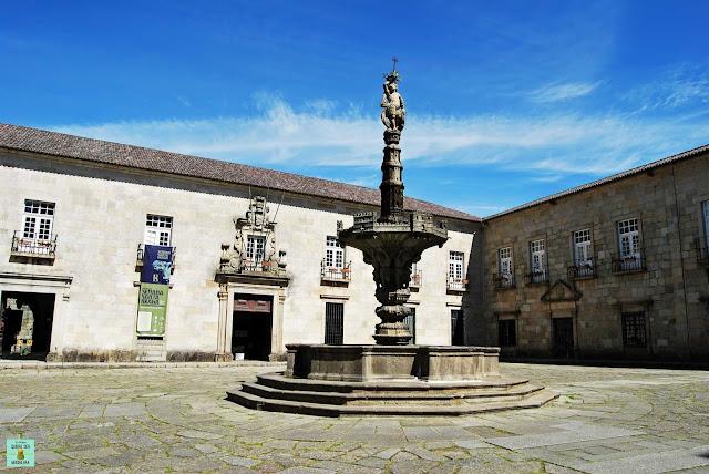 Palacio Largo do Paço, Braga