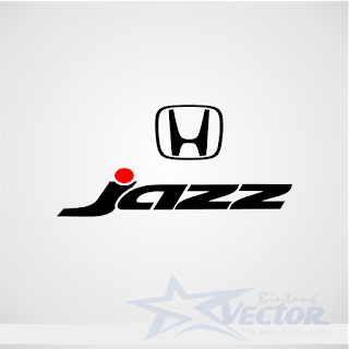 Honda Jazz Logo vector cdr Download