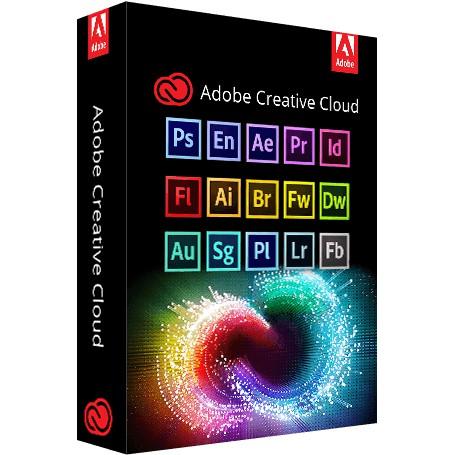 Adobe Master Collection CC v7 2019 (x86 / x64) Download Grátis