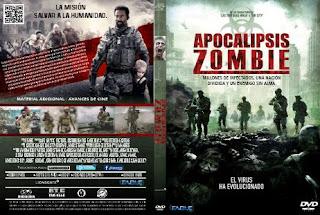 APOCALIPSIS ZOMBIE - RED-CON - REDCON - 2018
