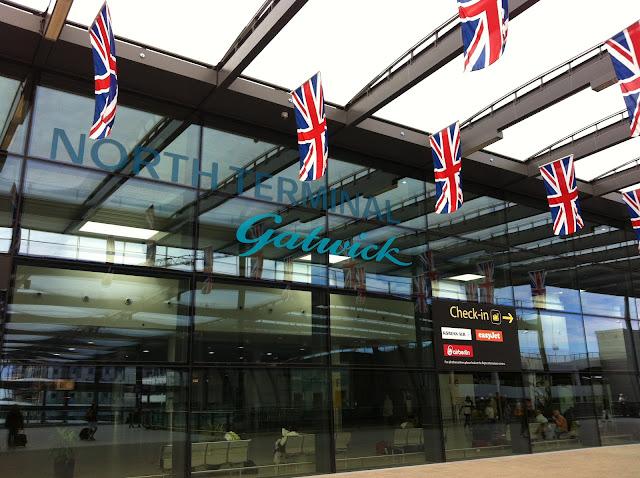 Aeroporto Gatwick, Londres