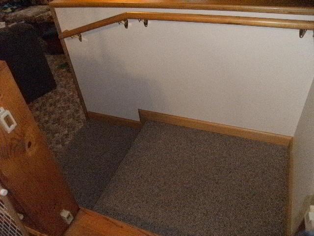 Ada Walker Handicap Stairs Instead Of A Wheelchair Ramp