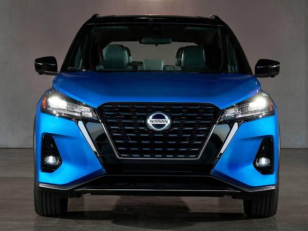 Novo Nissan Kicks 2022 - Brasil