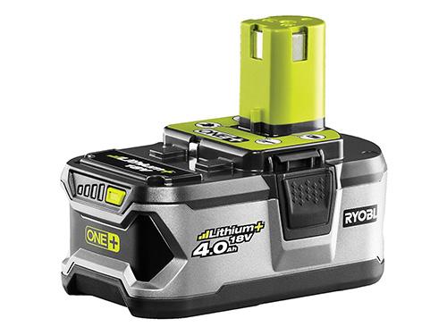 Batterie au lithium 18 V One + Ryobi