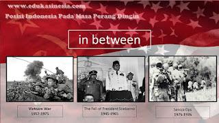 Posisi Indonesia pada Masa Perang Dingin Beserta Penjelasannya