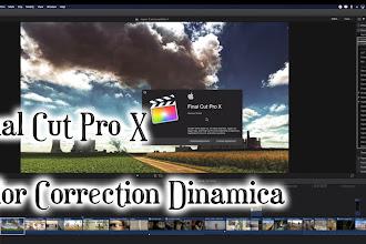 Final Cut Pro X tutorial: eseguire una color correction dinamica con i Keyframes