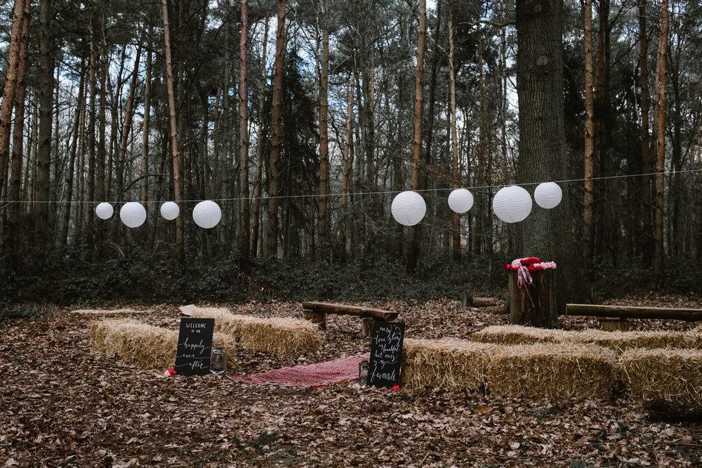 La magia de celebrar en el bosque_16