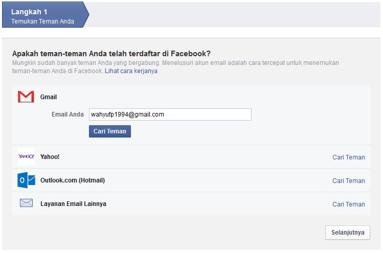 Cara Buat Akun Facebook Terbaru 2016 dengan Mudah - Cara