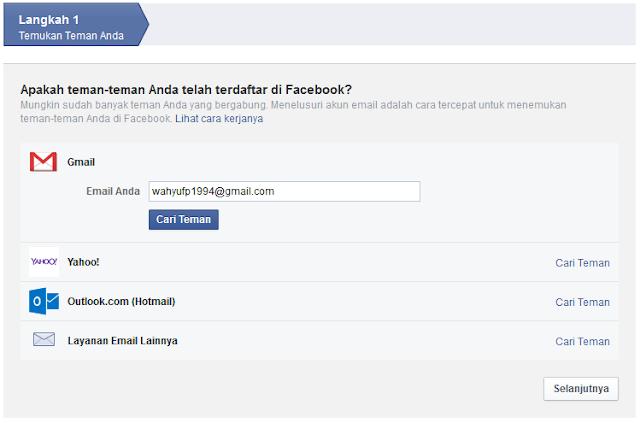 Cara Buat Akun Facebook Terbaru 2016 dengan Mudah