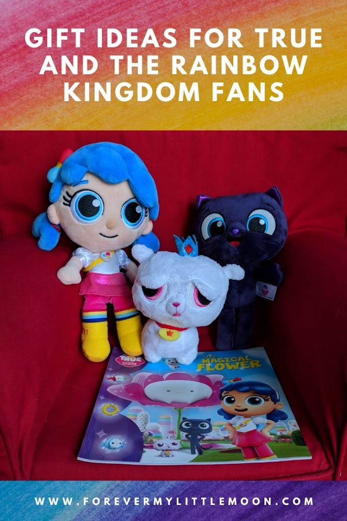Awesome Gift Ideas For True and The Rainbow Kingdom Fans
