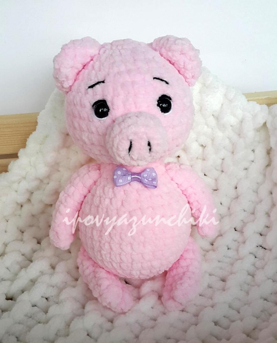 Lisa Jestes Designs - Lil Piggy Baby Pig Amigurumi Pattern ...   1132x913