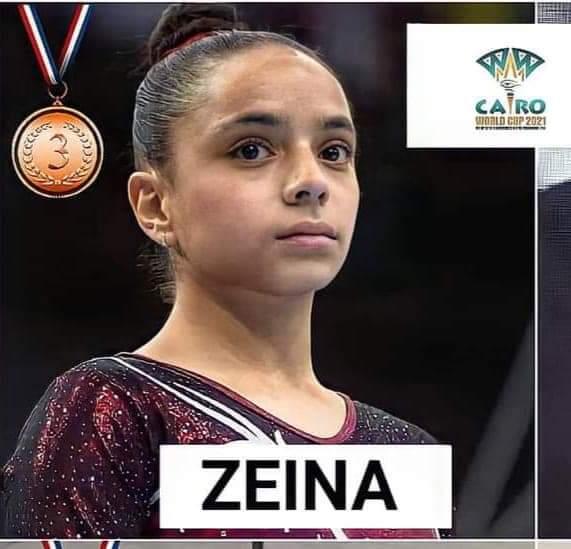 بعد التأهل لطوكيو  زينة بنات الإسكندرية ثالث العالم