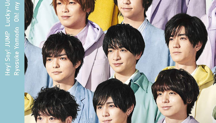 Download Hey! Say! JUMP – Oh! my darling / Lucky-Unlucky (24th Single)